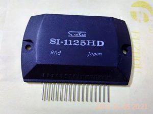 SI-1125HD SanKen Module Công Suất Ampli  Mã: SI-1125HD  Thương hiệu: SanKen