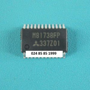 M81738FP SSOP24 IC DRIVER, 1200V HIGH VOLTAGE HALF BRIDGE DRIVER