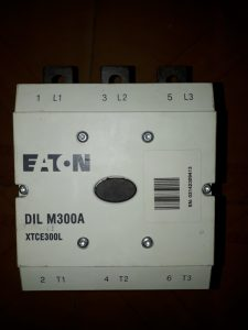 Contactor Muller DILM 300 A/22 (RA250); XTCE 300L22A; 40/60Hz/DC; 160Kw/400V/AC-3