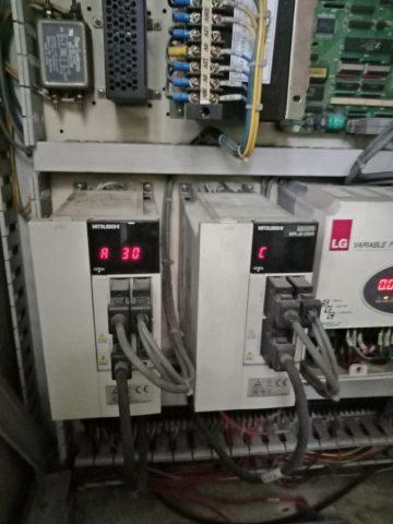Tên máy:AC SERVO DRIVER MITSUBISHI 2KW Model: MR-J2-200A Serial: 7030 Mô tả hư hỏng ban đầu: Lỗi A.30