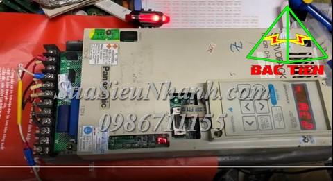 Sửa SERVOPACK YASKAWA 1.5KW SERVOPACK Model CACR-SR15BE13SY44 Serial 6322 Lỗi mất hiển thị Sửa chữa AC SERVOPACK YASKAWA 1.5KW SERVOPACK Model: CACR-SR15BE13SY44 Serial: 6322 Mô tả tình trạng ban đầu: Lỗi mất hiển thị
