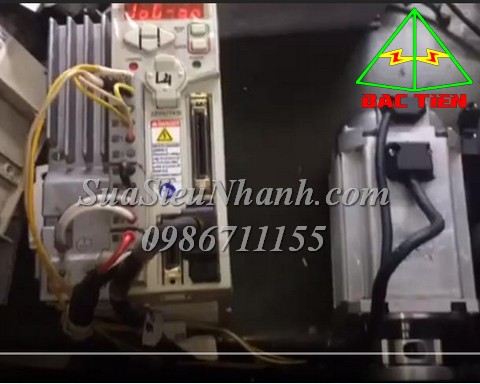 Sửa AC Servo Driver Allen Bradley - OEMax 1KW Model: CSD3_10BX2 Serial: J60061 Lỗi nguồn chạy thì bị rest set Sửa chữa AC Servo Driver Allen Bradley - OEMax 1KW Model: CSD3_10BX2 Serial: J6006